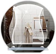 Зеркало Д-19 (55х60)см