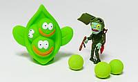Игрушки Растения против зомби, Трехглавый