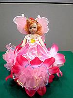 Оригинальный подарок для девочки куколка Фея музыкальная
