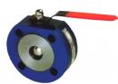 Кран шаровой полнопроходной фланцевый из нержавеющей стали EFAR WK-K (WK-K 4a)
