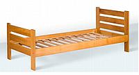Кровать односпальная 1900*800 бук Крихитка