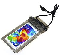 Прозрачный водонепроницаемый чехол для телефона и документов