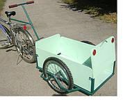 Грузовая тележка, вело прицеп Везун-3М