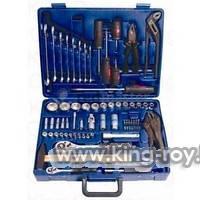 Набор инструмента King Roy 72 предмета