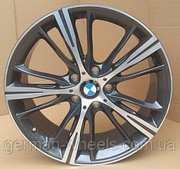 """Диски 20""""  BMW 3-series style 660"""