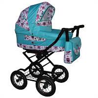 Классическая коляска с люлькой Anmar Carmina