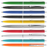 Ручка с лого пластиковая