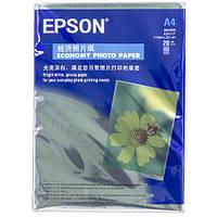Фотобумага Еpson PG180 г / м  A 4 глянцевая для струйного принтера Canon Epson HP 20 л
