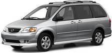 Фаркопы на Mazda MPV (1999-2006)