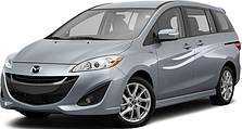 Фаркопы на Mazda 5 (2005-2016)
