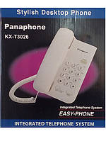 Телефон домашний KX-T3026 Panaphone