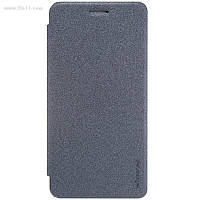 Чехол Nillkin Sparkle Leather Case для Huawei Y6 II (Honor 5A) Dark Grey