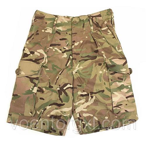 Нові армійські шорти в забарвленні MTP, Великобританія, оригінал