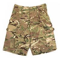 Новые армейские шорты в расцветке MTP, Великобритания, оригинал