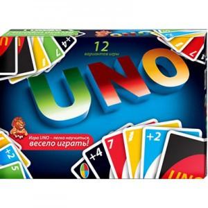 Гра настільна Danko Toys UNO (УНО) (0112DT)