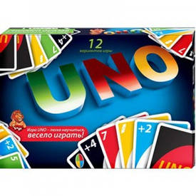Игра настольная Danko Toys UNO (УНО) (0112DT)