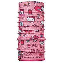Бафф Buff Child Polar Inside Hello Kitty Mailing Rose/Dragon Fruit
