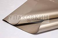 Металлизированная одноцветная бумага Тишью Италия - Платина №Z804A