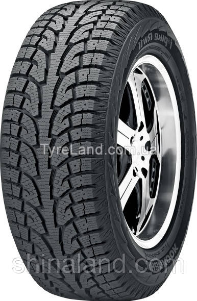 Зимние шины Hankook Winter I*Pike RW11 265/50 R20 107T шип Корея 2019