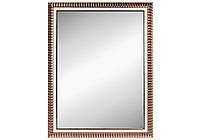 """Зеркало для ванной """"Z1238-08 500 х 800"""" Арт-Дизайн"""