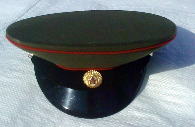 Фуражка офицерская повседневная , фото 2