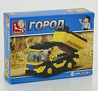 Конструктор для детей машина грузовик