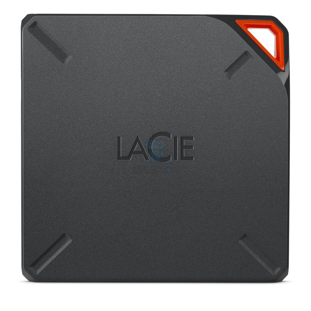 Портативный, внешний, беспроводный накопитель, LaCie 1TB Fuel Wireless