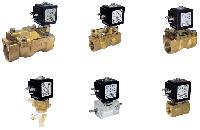 Клапаны электромагнитные для пара до 180°C ODE (Italy)