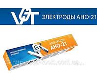 Электрод Вистек АНО-21 2.5 мм, 1 кг