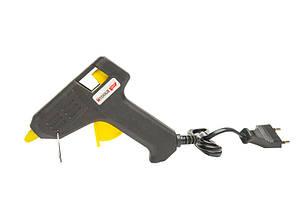 Пистолет клеевой электрический, 8 мм, 50 Вт. Для склеивания керамики, бумаги, картона, дерева и металла.