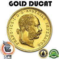 Ароматизатор Inawera GOLD DUCAT (Золотой Дукат)