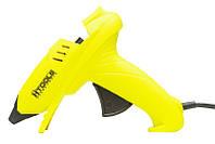 Пистолет клеевой электрический для склеивания пластика, 11 мм, 100 Вт HTools,42K504