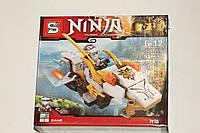 Конструктор NINJA 3 вида 747 D
