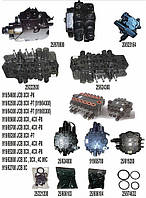JCB Valves and Valve Parts Клапана для JCB  25/970800, 20/925164, 25/222930, 25/624300, 25/624000