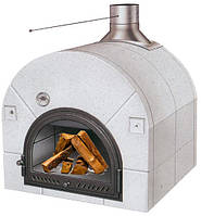Chef 72 - Печь для пиццы на дровах. Пиццы: 2, Piazzetta Италия