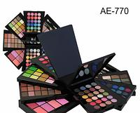 Профессиональный набор для макияжа AE-770 Alex Horse