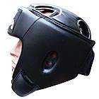 Шлем боксерский Thai Professional HG2T Black, фото 2