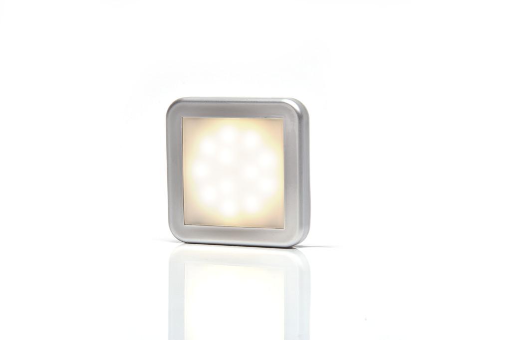 Габаритный фонарь передний W122 988