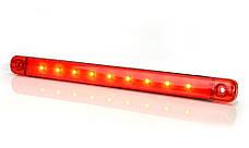 Габаритный фонарь задний slim W97.4 718, фото 2