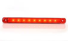 Габаритный фонарь задний slim W97.4 718, фото 3