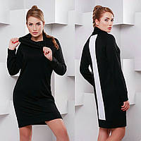 Женское стильное платье туника (3 цвета)
