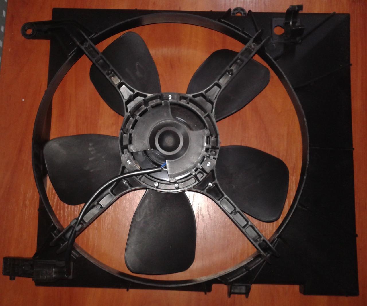 Вентилятор радіатора додатковий AVEO 1.5 / Авео 96536666