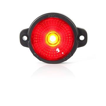Габаритный фонарь задний W24RF 528C