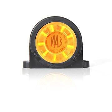 Габаритный фонарь боковой или задний W25W 524P