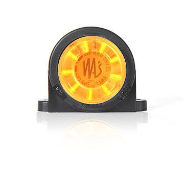 Габаритный фонарь боковой или задний W25W 524P, фото 2