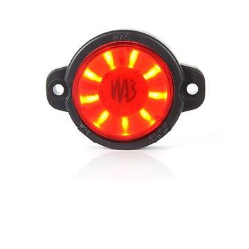 Габаритный фонарь боковой W24W 520C