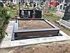 Пам'ятник потрійний (під поховання)