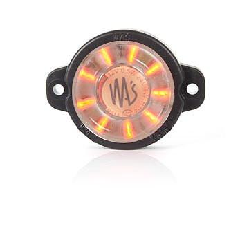 Габаритный фонарь боковой W24W 520