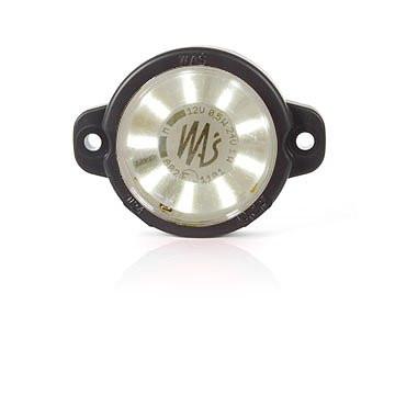 Габаритный фонарь передний W24W 519