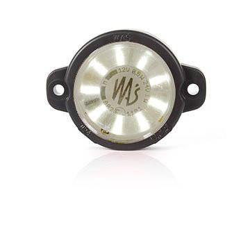 Габаритный фонарь передний W24W 519, фото 2